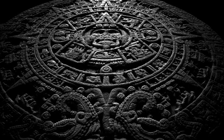 Artistic - Aztec Wallpaper