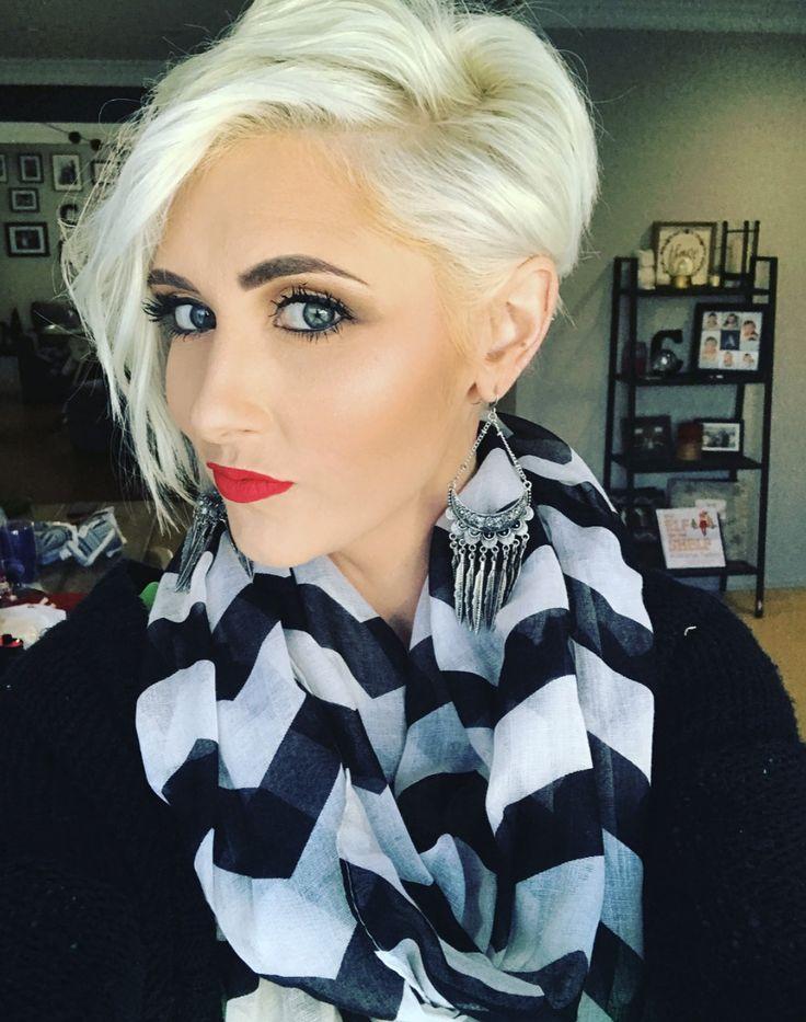 Pixie Parade Kara S Haircut Transformation My Style Hair