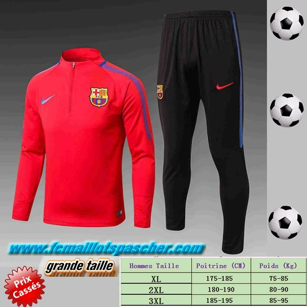 survetement FC Barcelona Homme