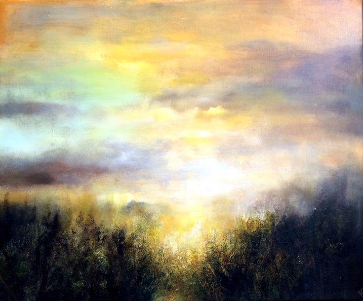 ARTFINDER: Treetops by Kimberley  Harris