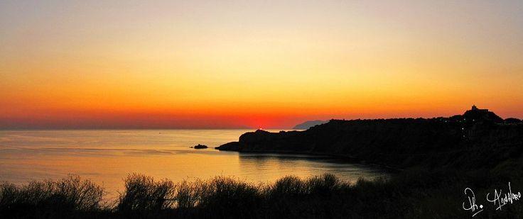 Capo Milazzo nel Milazzo, Sicilia