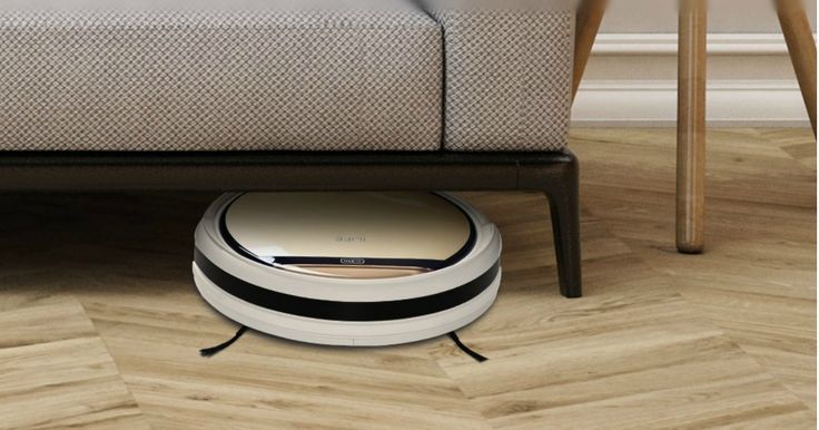 Amazon: ILIFE Pro Robot Vacuum AND Mop Cleaner With Water Tank ONLY $139.99 Shipped {reg. $200}