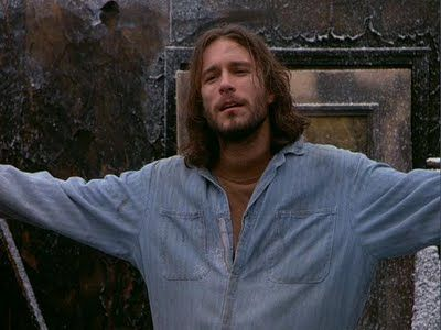 "John Corbett could be any character really, but for me he will always be  ""Chris"""