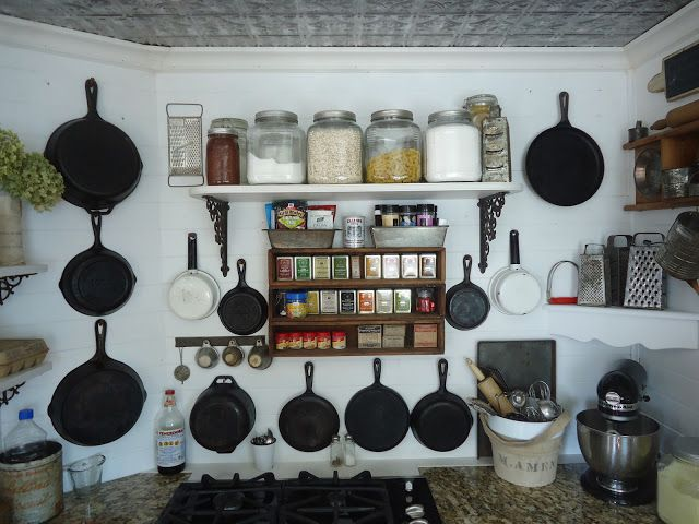 Behind the Pantry Door - Knick of Time