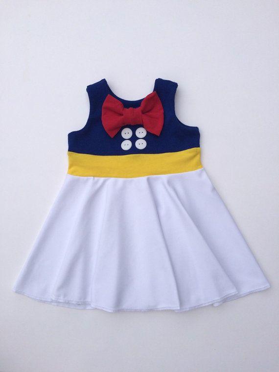Donald Duck Sailor Inspired Children's Disney by TheGypsyGeek