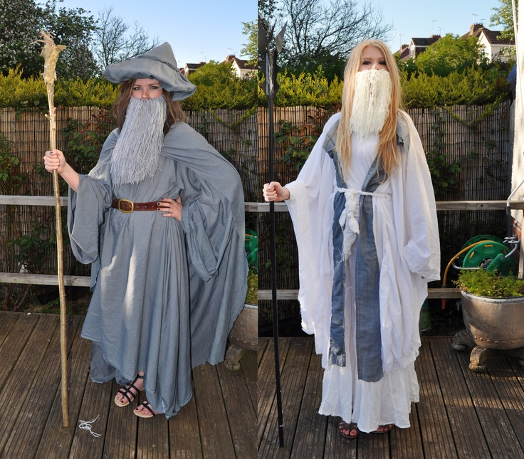 143 best middle earth cosplay wizards images on pinterest gandalf gandalf costume costume for fancy dress party 100 homemade in 1 day family halloween costumesdiy solutioingenieria Gallery