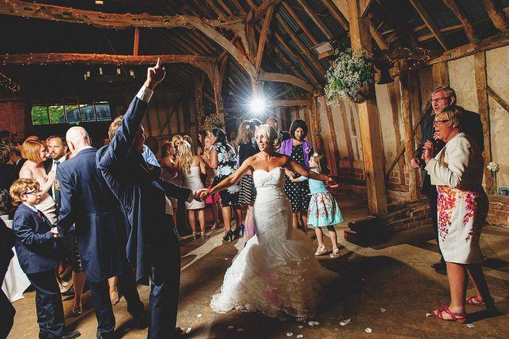 Preston Priory Barns Wedding