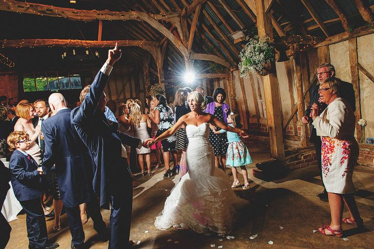 Preston Priory Barns Wedding