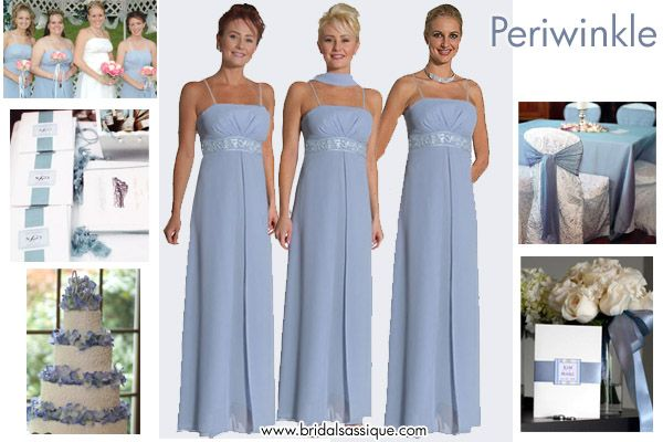 Periwinkle and blue steel are starting to look the same to for Periwinkle dress for wedding