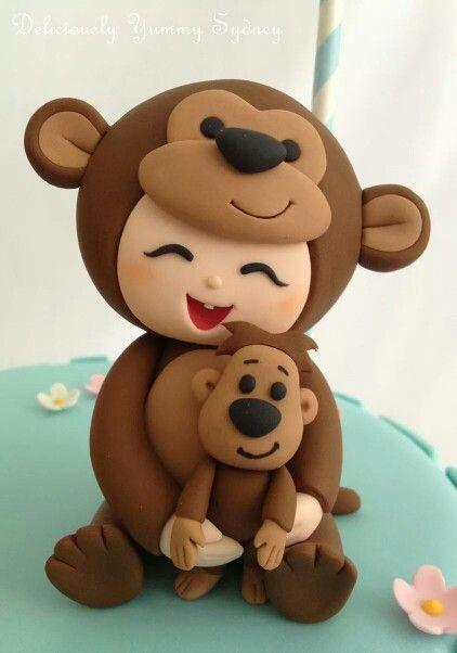 www.cakecoachonline.com - sharing...Fondant figure