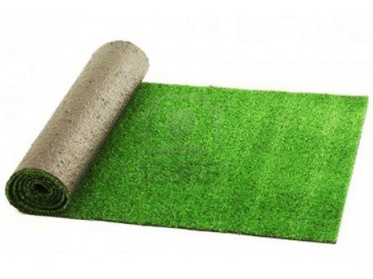 ARTIFICIAL GRASS 25M ROLLBUDGET QUALITY10mm GRASS, 25x2M WIDE, 50 SQUARE METRES