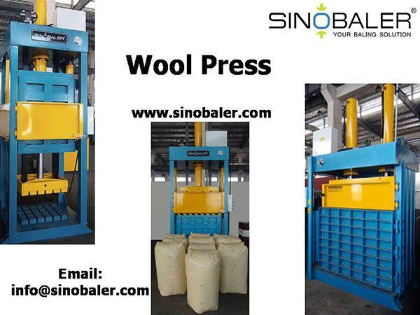 Wool Press For Sale, Hydraulic Wool Press Machine