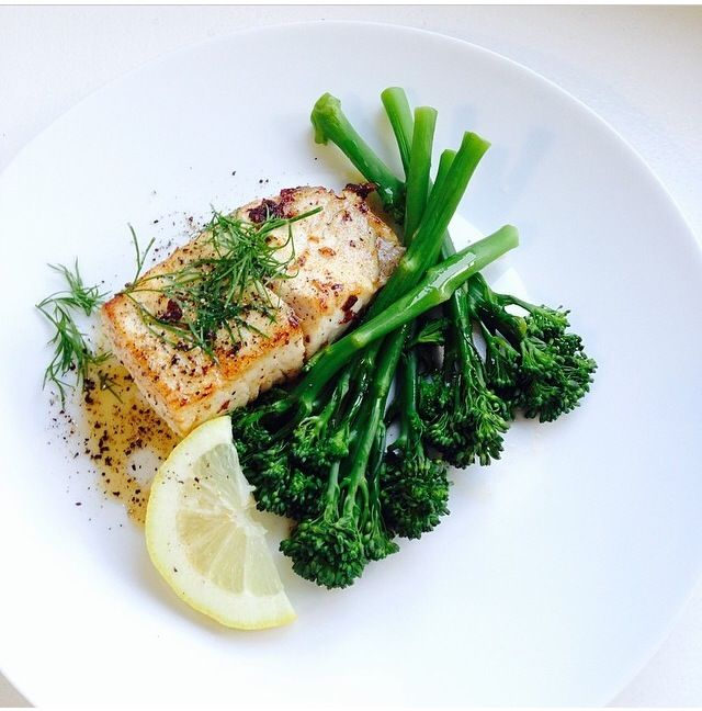 Try this for dinner… Cape salmon in lemon butter... | Key to the Heart