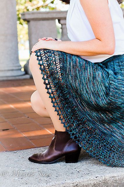 Ravelry: Splendid Glory pattern by Monika Sirna