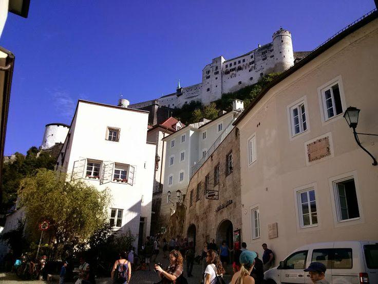 Salzburg itt: Salzburg