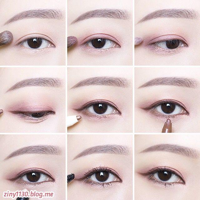 #로맨틱 #핑크 #메이크업 #튜토리얼 화사한 느낌의 핑크 메이크업 사용한 제품과 설명은 블로그에 있어요 ;) . #데일리 #아이메이크업 #화장법 #눈화장  #뷰스타그램 #인스타뷰티 #daily #pink #makeup #tutorial #cosmetics #beauty #Kbeauty #beaustagram