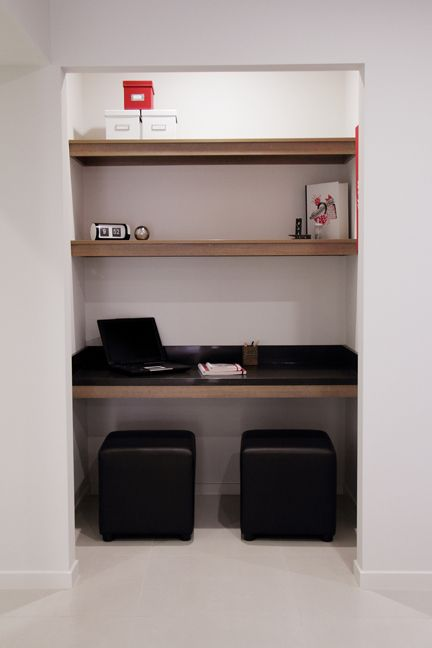 Possible entry nook