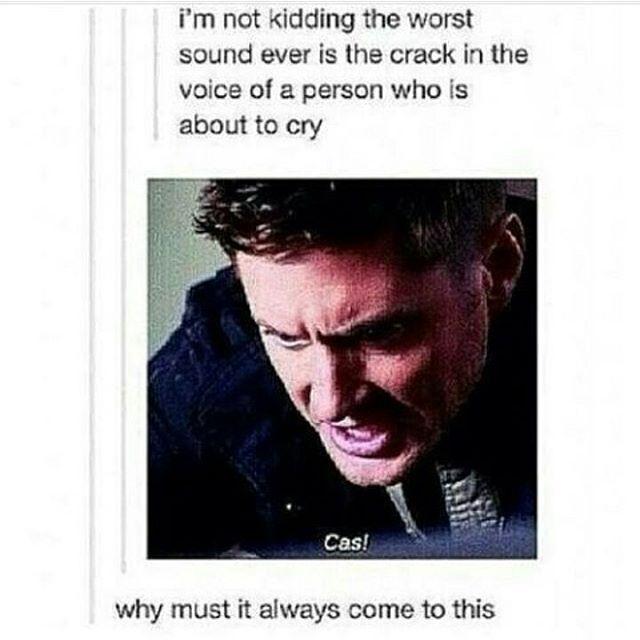 Destiel makes me cry so damn much