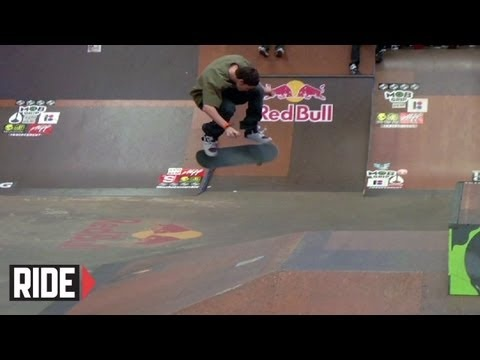 The top ten skateboarders from Tampa Pro 2010 battle it out in the finals. Featuring: John Rattray, Dennis Busenitz, Chaz Ortiz, Greg Lutzka, Danny Fuenzalida, Luan Oliveira, Torey Pudwill, Ryan Sheckler, Peter Ramondetta, Keegan Sauder, Nyjah Huston, and Paul Rodriguez    Tampa Pro 2012 will be live at http://skateparkoftampa.com/TampaPro on Sunday, March 25 at 11am EST
