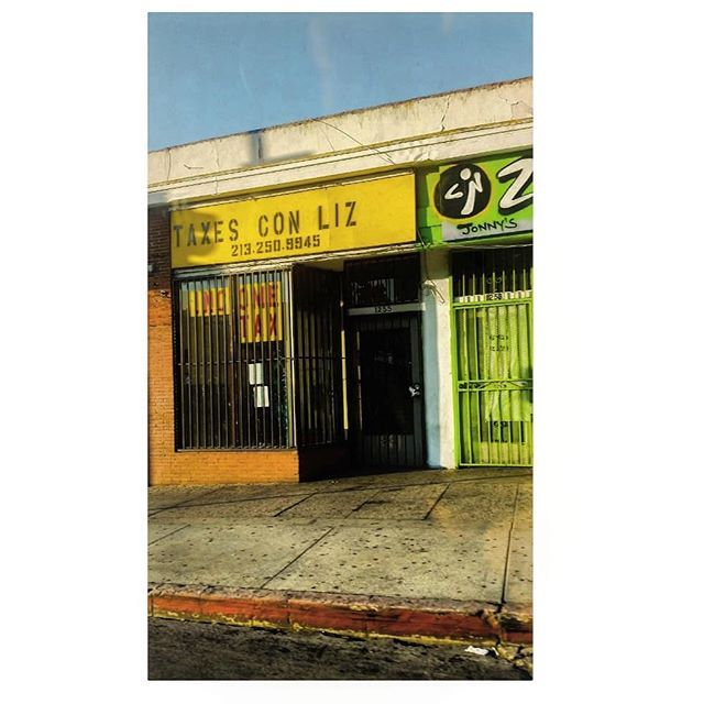 Taxes Con Liz Losangeles California Usa Taxes Incometax Taxesconliz Westlake Road Instagram Alley