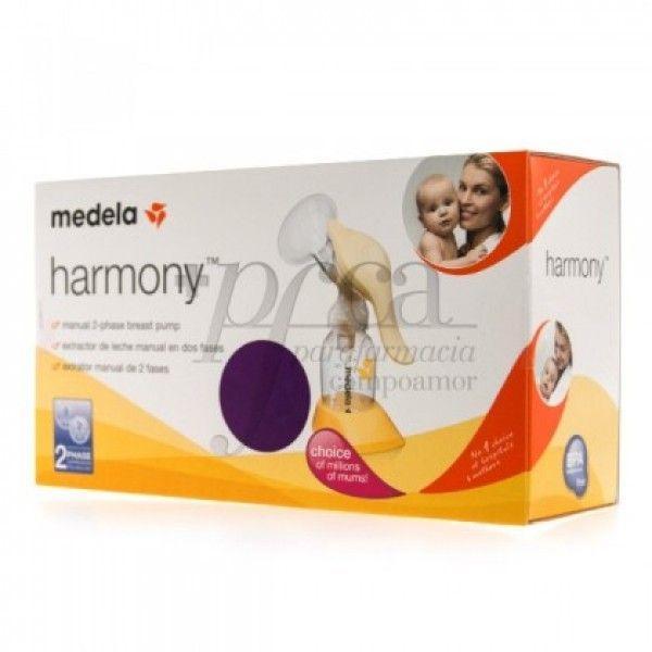 Medela Harmony Mini Sacaleche Manual 2 Fases 1u Lactancia Embarazo Fitoterapia