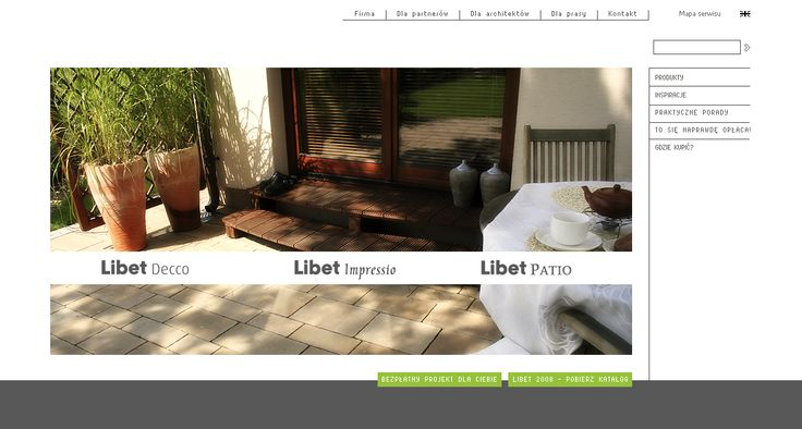 Web Design for Libet