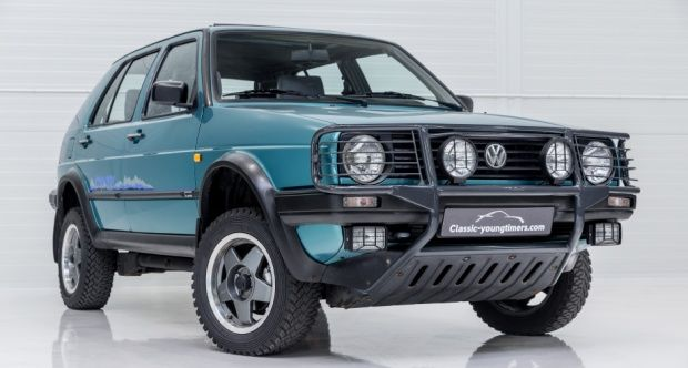 1990 VW Golf  - Syncro Country | Classic Driver Market
