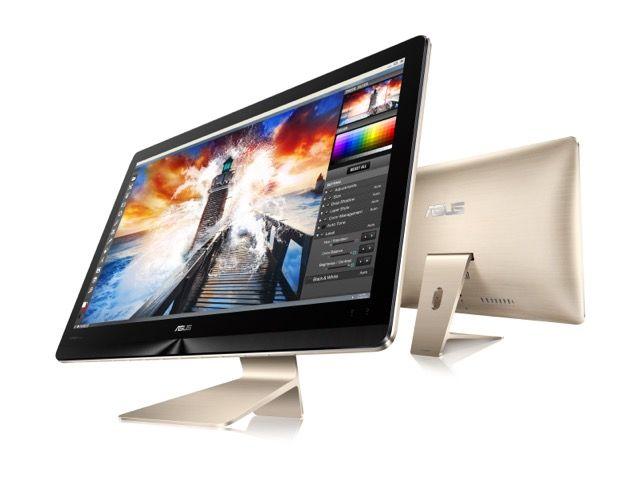 ASUS、4K&タッチ操作に対応した液晶一体型PC『Zen AiO』最上位モデルを4月28日発売 - Engadget Japanese