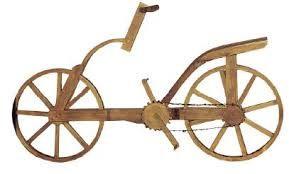Resultado de imagen de bicicleta antiguas WIKIPEDIA