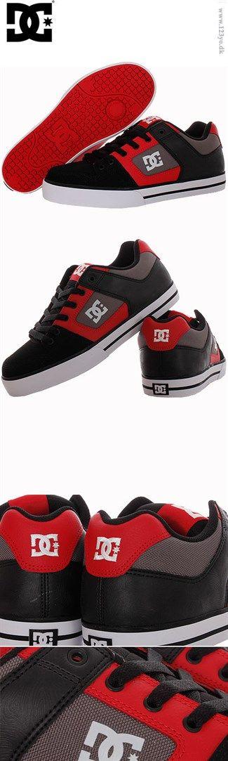 XTREME SHOP / www.123yo.dk DC sko - DC sneakers SKO-DC-PURE/BR