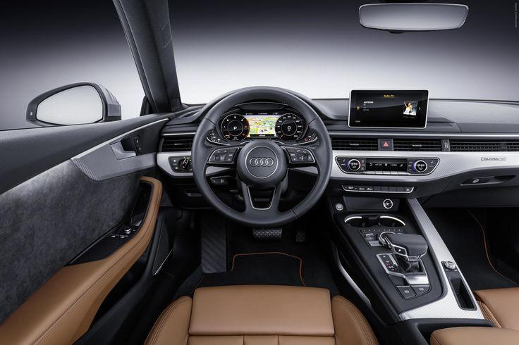 2017 Audi A5 Coupe #Audi_A5 #Audi #German_brands #2017MY #Segment_S #Paris_2016