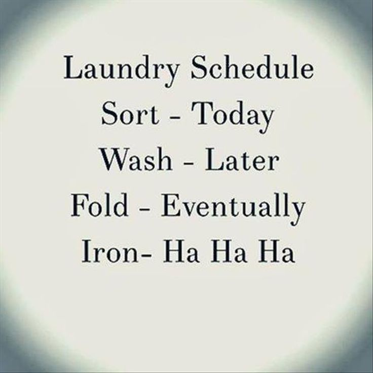 I have to do laundy. I do not want to do laundry. I remember doing laundry in the city was great because there was a bar right next door, here not so much, we need to figure a way to make laundry fun!