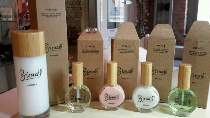 Ab sofort eine Maniküre mit Bionail Produkten bei Hand & Fuß - Health and Beauty  Neu im Sortiment...,Neu Bionail Maniküre in Rostock - Stadtmitte
