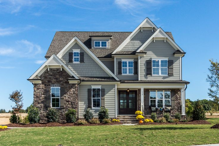 The Arramore built by Homes by Dickerson in Sunset Bluffs in Fuquay Varina, 2014 Parade of Homes