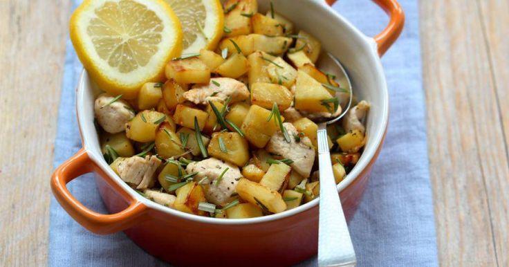 Honingkip met zoete aardappel         Cook Love Share