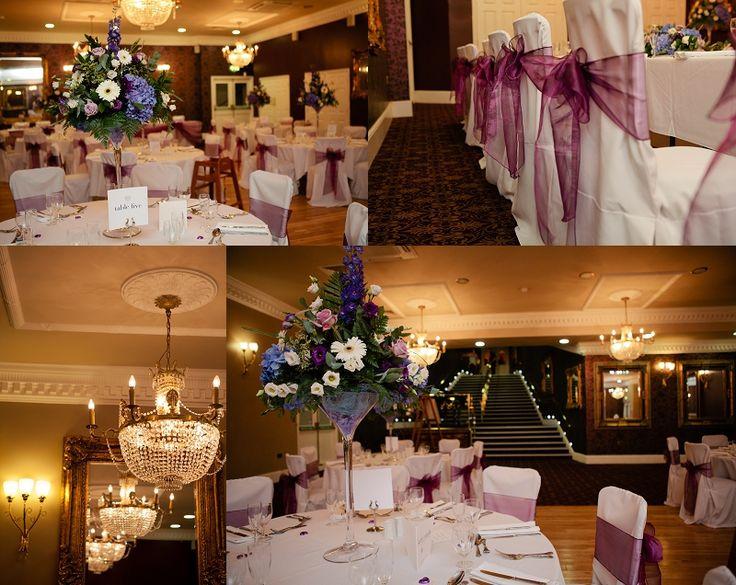 Highdown Hotel wedding reception  Photo by Nicki Feltham