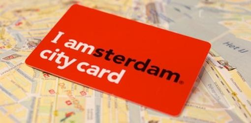 I amsterdam City Card: An Amsterdam Card gives you up to three days of public transport and museum entry