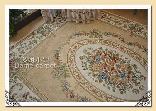 French Country Victorian Traditional Classic Floral Cream Floor Rug Area Carpet   eBay