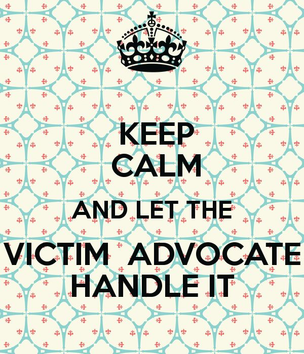victim advocacy Victim service center of central florida is the certified rape crisis center in orange and osceola counties we serve all victims of sexual assault, violent crime and traumatic circumstance through crisis intervention, therapy, advocacy and outreach.