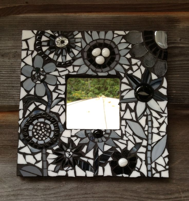 50 shades of grey mosaic mirror kathrynbossy.tumblr.com