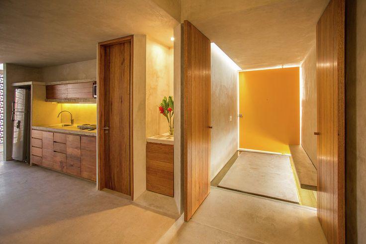 Gallery - Gabriela House / TACO taller de arquitectura contextual - 19