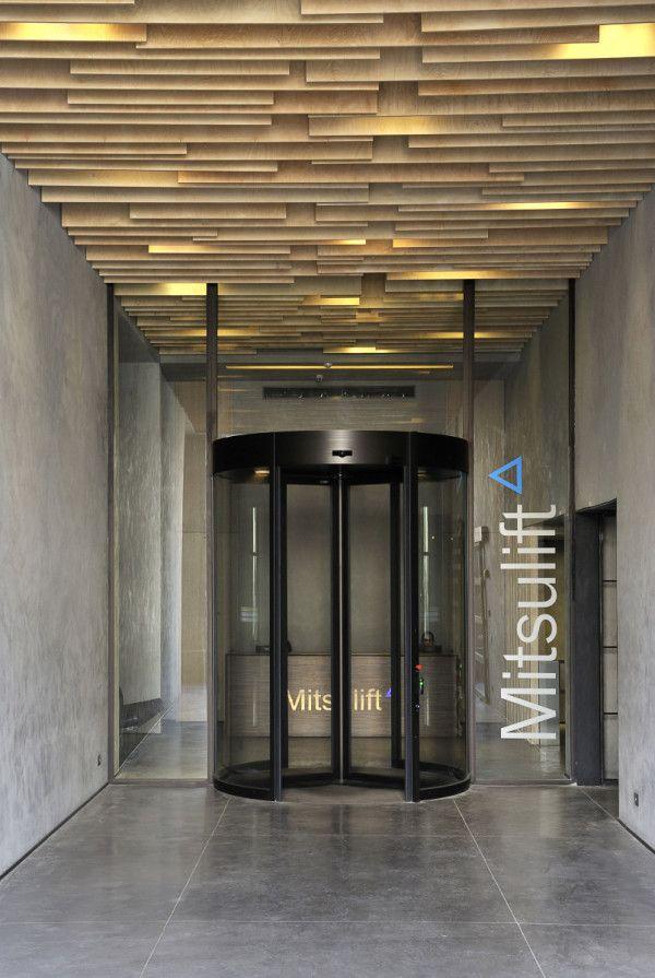 Standard Invest   Mitsulift HQ  Raed Abillama Architects