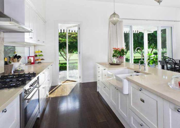 30 Modernes Küchendesign #kuchendesign #modernes | Offene ...