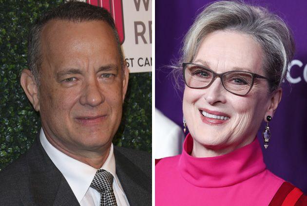 Tom Hanks Meryl Streep Pentagon Papers