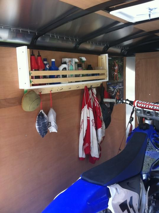 25 Best Ideas About Enclosed Trailers On Pinterest 5x8