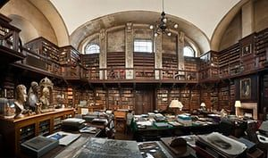 Hidden London interiors: St Paul's Cathedral Library