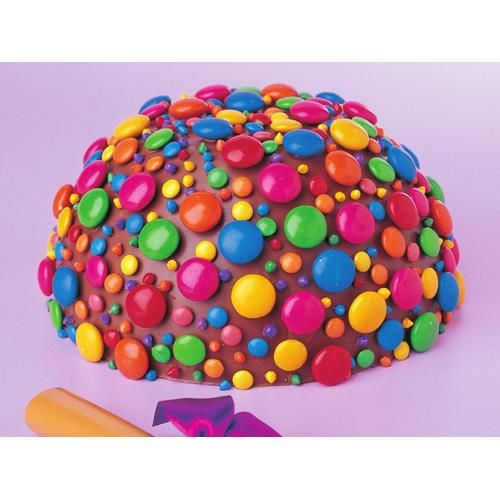 Party piñata cake recipe - By Australian Women's Weekly, Surprise and delight at…