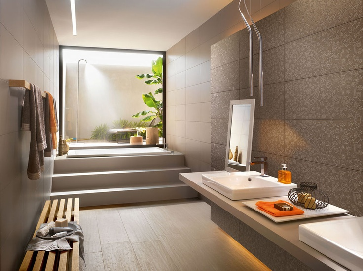 #Marazzi Lite | ceramic tiles for bathroom wall covering