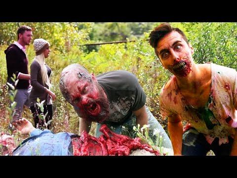"Zombies In Real LIfe Halloween Prank Also see What's the One thing You'd Do if You had That ""Money Thing"" Out of the Way? What's On Your Bucket List? http://igrownet.com/harmaniGrow/"