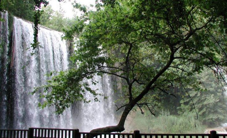 Antalya Waterfalls and city Shopping Tour